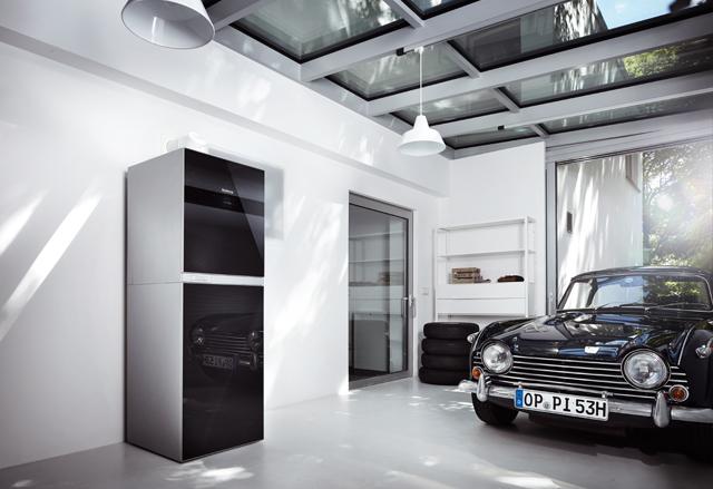 Buderus Garage